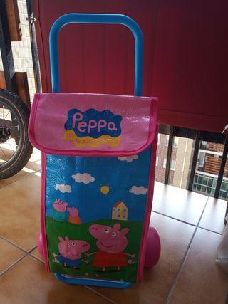 Carro de Peppa Pig