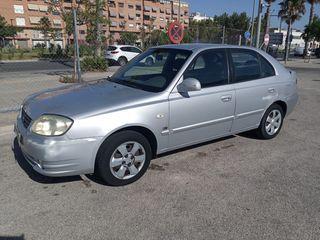 Hyundai Accent 1.5diesel año2006