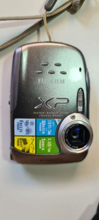 Fujifilm FinePix XP10 - Cámara Digital 12 MP