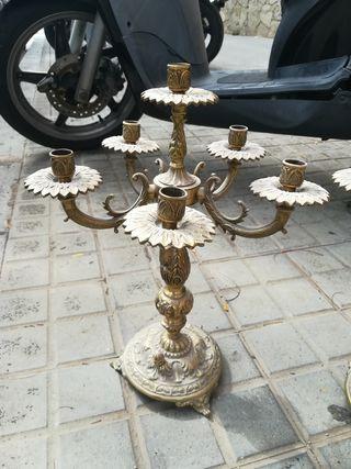 candelabro antiguo