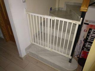 2 Barreras escaleras bebes