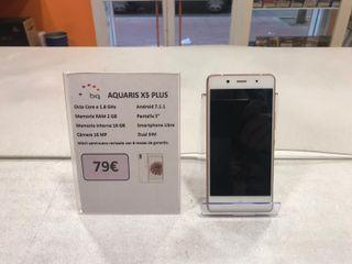 Smartphone BQ Aquaris X5 Plus