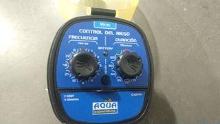 3x2 programador riego automático aquacontrol