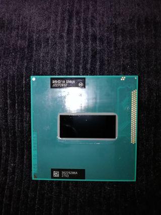 Procesador i7 para portatil.