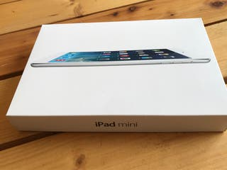 iPad Mini Blanco - Plata