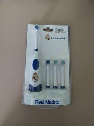 Cepillo Electrónico del Real Madrid