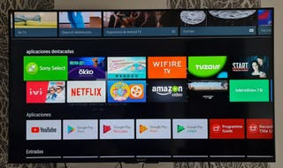 """TV SONY 50"""" 3D SMART TV ANDROID"""