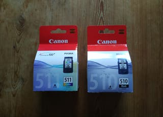 Cartuchos de tinta Canon