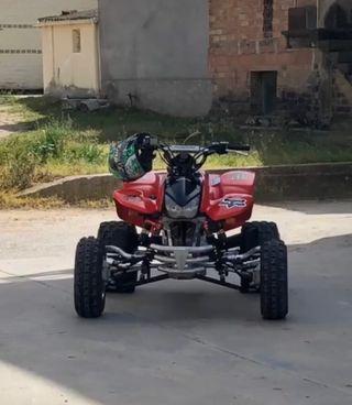 Quad honda trx400