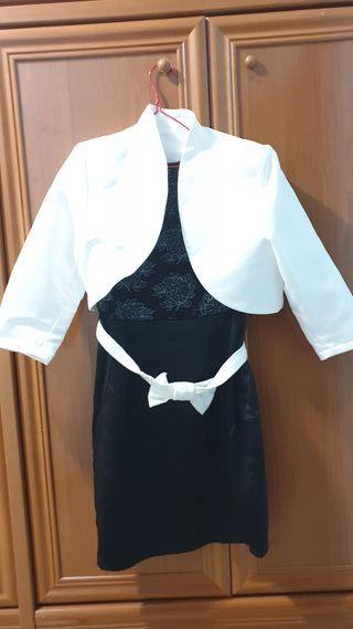 Vestido mujer 2 piezas como nuevo Fiesta Gala Etiq