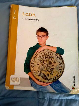 libro 4 eso de latin