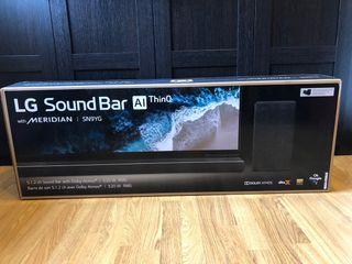 Barra de sonido LG SN9YG