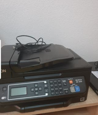 Impresora EPSON Workforce WF-2650