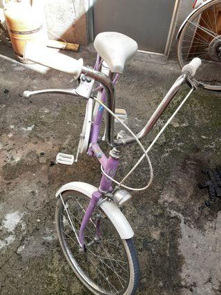 antigua bicicleta BH HAPPY