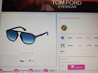 gafas de sol mujer Marca Tomford