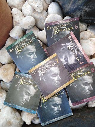 CD música clásica SELECCION KARAJAN