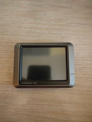 GPS Garmin tactil con regalo de aspiradora coche.