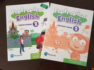 Poptropica English 2° Primaria. Pearson