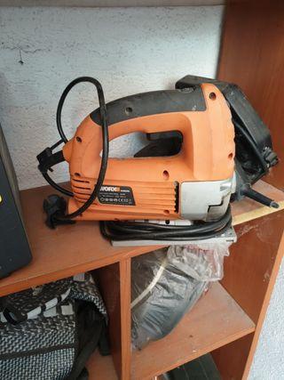 caladora cortadora de madera