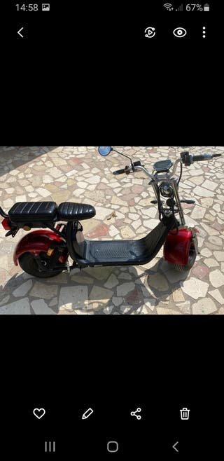 scooter eléctrico City Coco