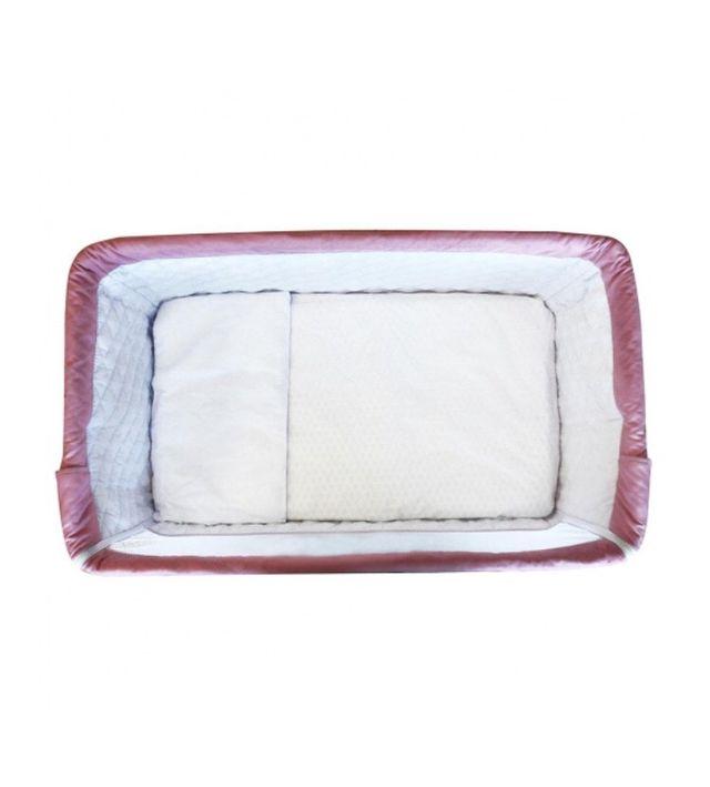 Minicuna colecho rosa