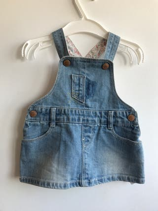 Vestido bebé 3meses hasta 6meses