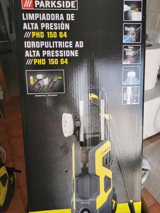 Hidrolimpiadora alta presión