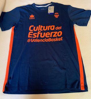 Camiseta València bàsquet