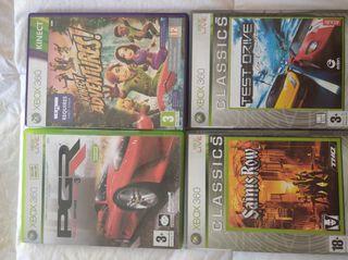 Juegos Xbox360