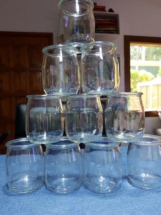 10 Botes de cristal