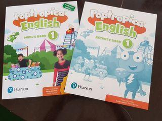 Poptropica English 1° Primaria. Pearson