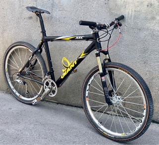 GIANT XTC. T/20. SID. CROSS MAX. Carbono