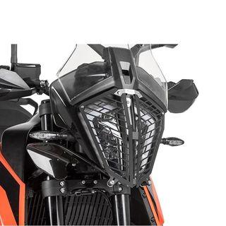 protector faro KTM 790 adventure rejilla
