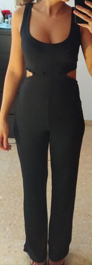 Mono largo negro