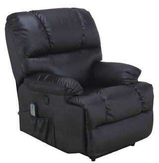 sillón relax con masaje y calor lumbar