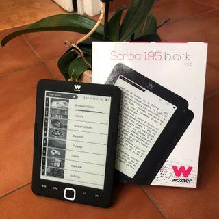 Libro electrónico Ebook 6'' Scriba 195