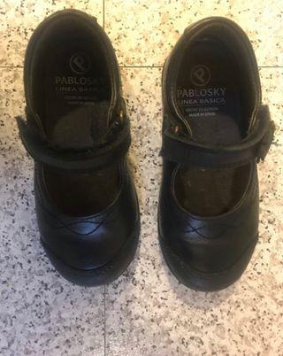 Zapato colegial niña PABLOSKY - talla 26