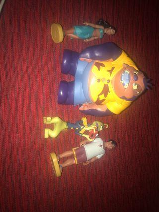 Pack figuras Stitch
