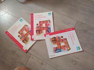 libros lengua castellana sexto de primaria