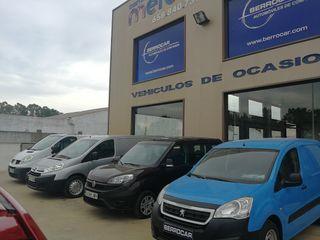 Todo tipo de furgonetas combis e industriales 2015