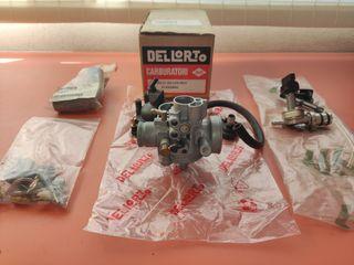 Carburador de moto 17.5 DELLORTO