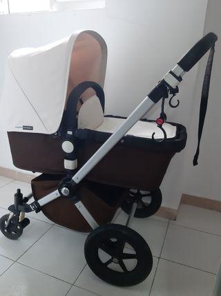 Silla sillita bebé Bugaboo Camaleon 2 con Maxicosi