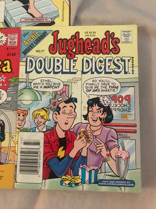 comics The archie digest library