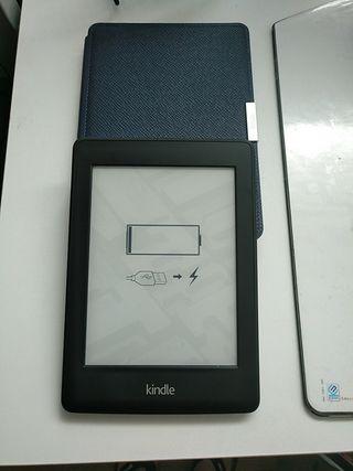 Ebook Amazon Kindle + Funda