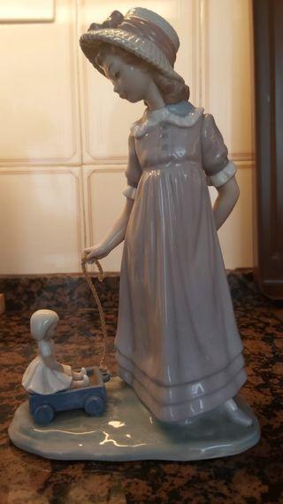 Figura porcelana Lladró