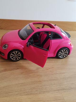 Coche de Barbie.