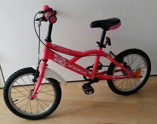 Bicicleta Orbea Jasmine 16''