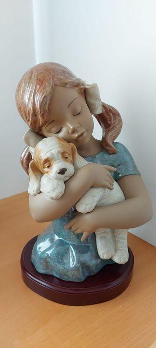 Lladró - figura porcelana
