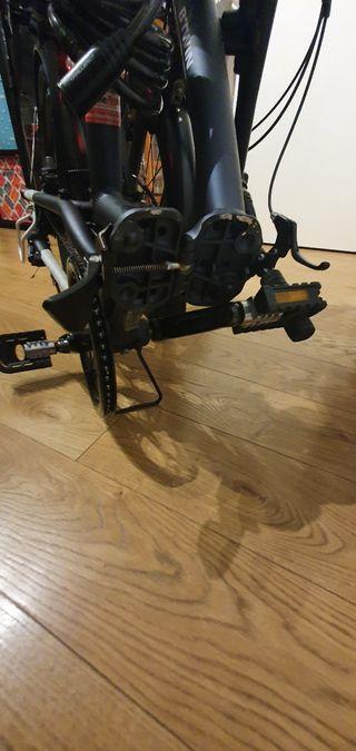 Folding Bike Btwin 500