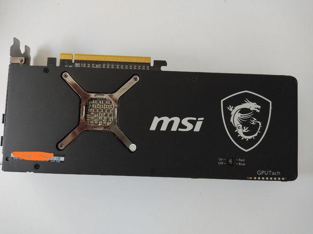 Radeon Rx Vega 56 8gb Msi airboost perfectas